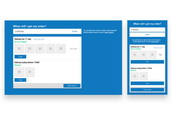 Desktop & Mobi - Order Tracking Help