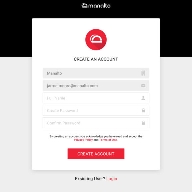 WEB_Create Account_LIGHT